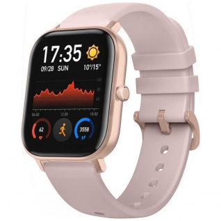 JBC Fit Watch P6000 Smartwatch Edelstahl Kunststoff, 255 mm (Länge insgesamt)