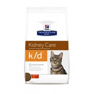 Hill´s Prescription Diet Feline k/d mit Huhn für Katzen bei chron.u.akuter Niereninsuffizienz