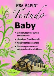Agrobs Testudo Baby für Landschildkröten-Babies