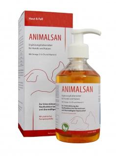 Animalsan Haut & Fell für Hunde und Katzen