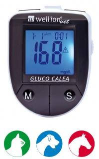 WellionVet Gluco Calea Blutzuckermessgerät - Vorschau