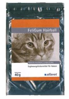 FeliGum Hairball