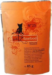 Catz Finefood Huhn und Thunfisch