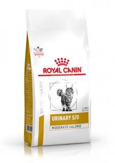Royal Canin Vet Diet Urinary S/O Moderate Calorie Katze Trockennahrung