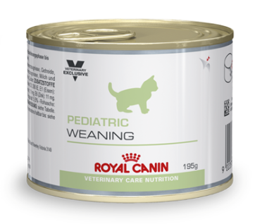 Royal Canin Veterinary Pediatric Weaning Feuchtnahrung für Katzen