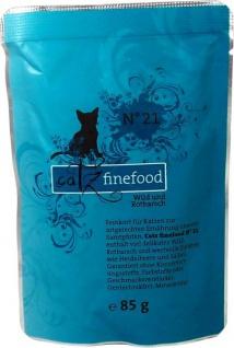Catz Finefood Wild und Rotbarsch