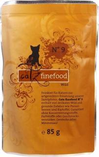 Catz Finefood Wild Katzenfutter