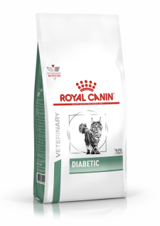 Royal Canin Vet Diet Diabetic Trockenfutter Katze