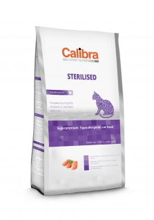 Calibra Cat Expert Nutrition Sterilised, Chicken & Rice