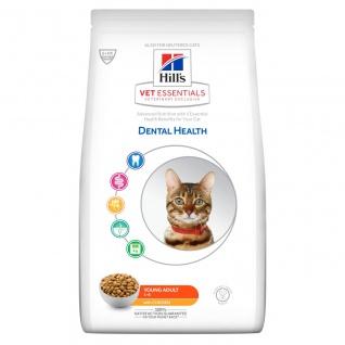 Hills VetEssentials Feline Young Adult Dental Health Trockennahrung