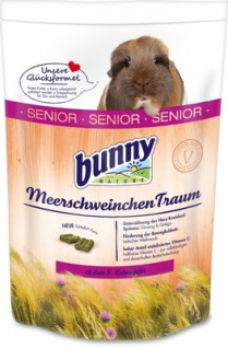 Bunny MeerschweinchenTraum Senior ab dem 5. Jahr