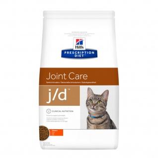 Hill´s Prescription Diet Feline j/d für Katzen mit Gelenkproblemen