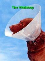 Hals-Schutzkragen Verhindert das Belecken von Wunden