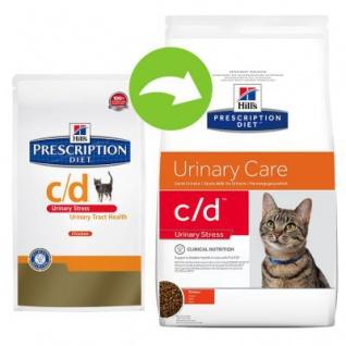 Hill´s Prescription Feline c/d Urinary Stress Trockenfutter