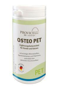 OSTEO PET für Haut, Haare, Zähne und Hufe