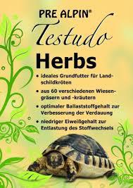 Agrobs Testudo Herbs für alle Landschildkröten