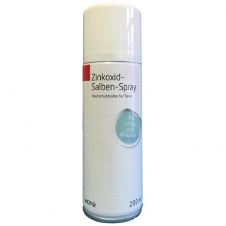 Zinkoxid-Salben-Spray