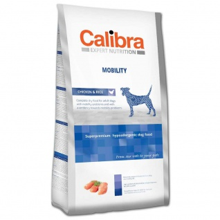 Calibra Dog Expert Nutrition Mobility, Chicken & Rice