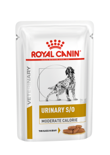 Royal Canin Vet Diet Urinary S/O Moderate Calorie Hund Frischebeutel