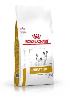 Royal Canin Vet Diet Urinary S/O Small Dog Hund Trockennahrung