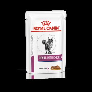 Royal Canin Vet Diet Renal Katze Feuchtnahrung