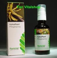 Plantavet VulnoPlant Pflegespray biologische Wundsprühlösung für Tiere