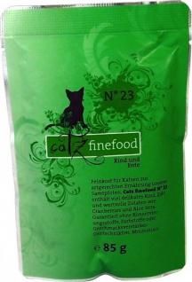 Catz finefood Rind & Ente
