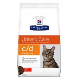 Hill´s Prescription Diet Feline c/d multicare für Katzen bei Blasenproblemen
