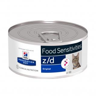 Hill´s Prescription Diet Feline z/d Food Sensitivties Feuchtnahrung