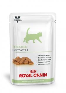 Royal Canin Veterinary Pediatric Growth Feuchtnahrung für Katzen