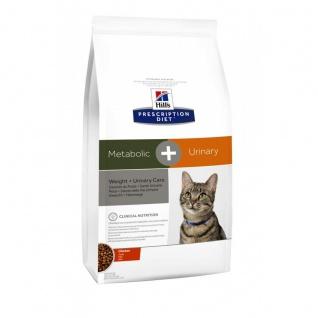 Hill´s Prescription Feline Metabolic + Urinary Trocken