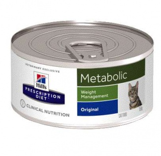Hill`s Prescription Feline Metabolic Dosenfutter