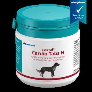 astoral Cardio Tabs für Hunde