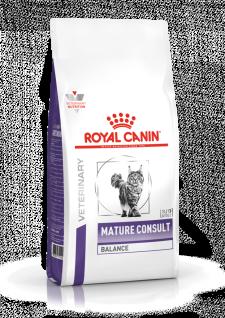 Royal Canin Veterinary Mature Consult Balance Trockennahrung für Katzen