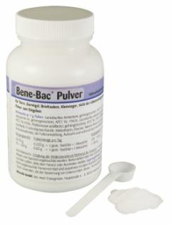 Bene Bac Pulver bei Verdauungsstörungen von Kaninchen, Nagern, Vögeln und Reptilien