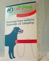 Orozyme Kaustreifen gegen die Bildung von Zahnbelag und Mundgeruch