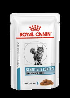 Royal Canin Vet Diet Sensitivity Control Katze Feuchtnahrung
