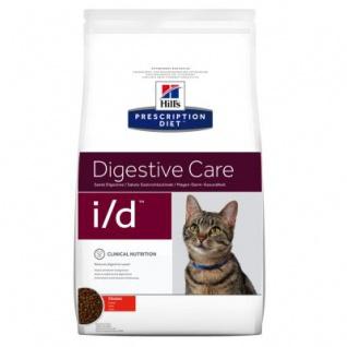 Hill´s Prescription Diet Feline i/d Ernährungshilfe für Katzen bei Magen-und Darm-Erkrankungen