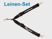 DoggyRide Leinen-Set (Leash set)