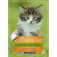 """Cadmos Verlag """" Ein Katzenkind kommt ins Haus"""" von Susanne Vorbrich"""