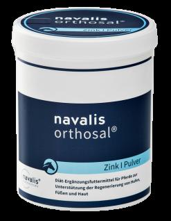 navalis orthosal Zink Horse - Diät-Ergänzungsfuttermittel für Pferde