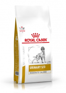 Royal Canin Vet Diet Urinary S/O Moderate Calorie Hund Trockennahrung