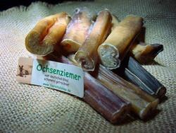 Pets Best Ochsenziemer 12 cm von deutschen Rindern 5 Stück