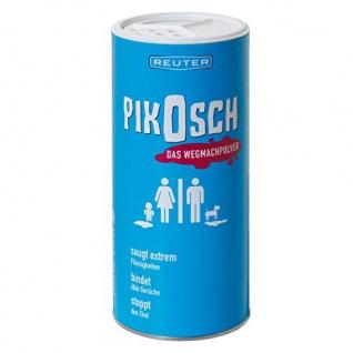 PIKOSCH - das Wegmachpulver