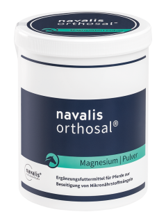 navalis orthosal Magnesium Horse - Ergänzungsfuttermittel für Pferde
