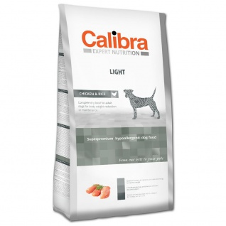 Calibra Dog Expert Nutrition Light, Chicken & Rice