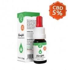 CBD Hanföl 5% Bio Qualität