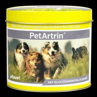 PetArtrin zur Unterstützung des Gelenkstoffwechsels - Vorschau
