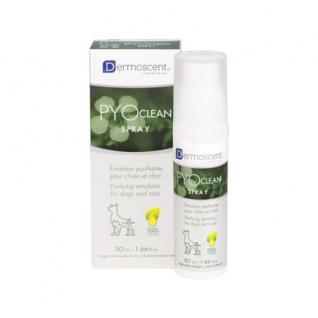 Dermoscent Pyoclean Spray für Hunde und Katzen