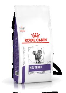 Royal Canin Veterinary Neutered Satiety Balance Trockenfutter Katze